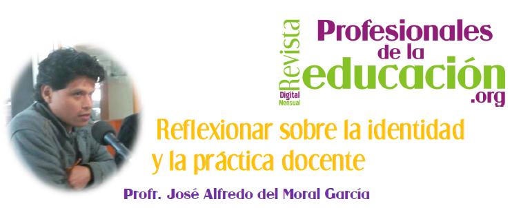 Reflexionar sobre la identidad y la práctica docente