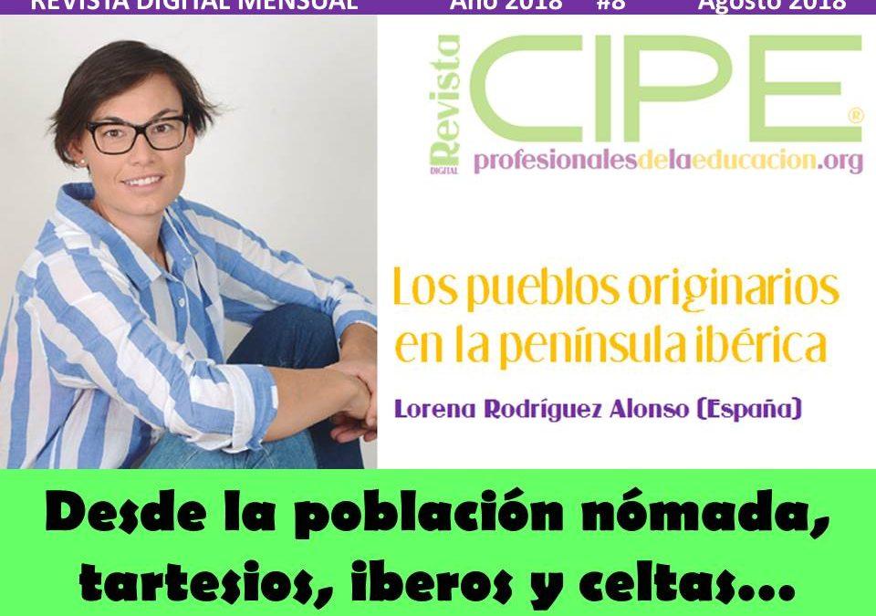 Los pueblos originarios en la península ibérica – por Lorena Rodríguez Alonso (España)